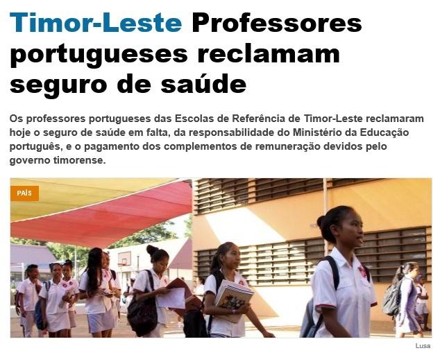 timor
