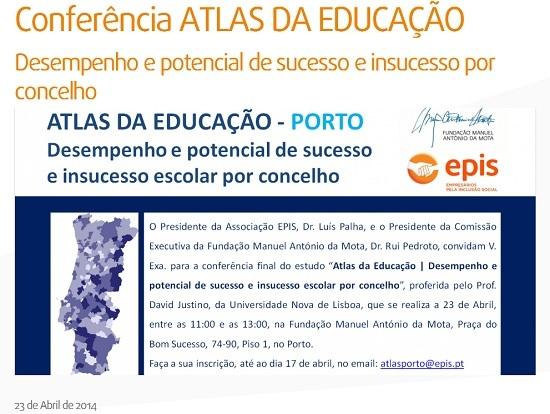 atlas da educação