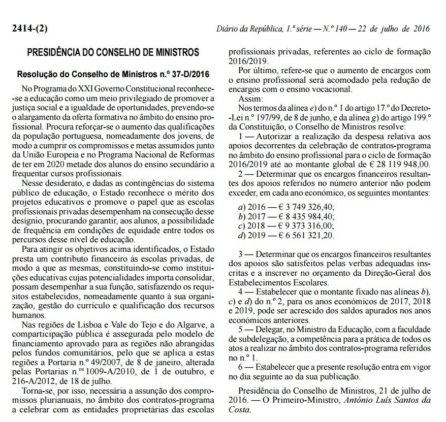 resolução 37